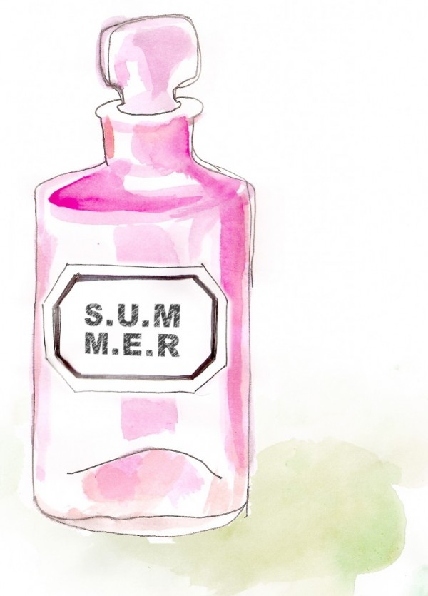 SUMMER-ILLUSTRATION