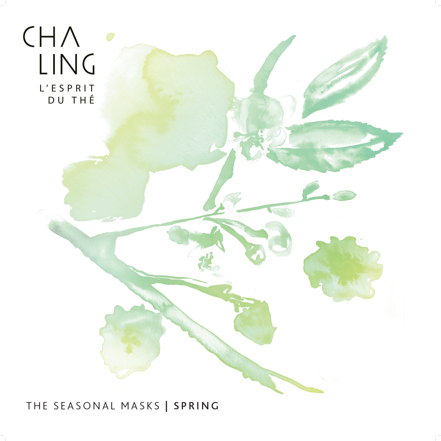 CHA LING SEASONAL MASKS